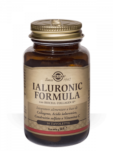 IALURONIC FORMULA - formula avanzata antinvecchiamento - 30 tavolette