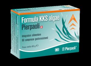 FORMULA KKS ALGAE PIERPAOLI INTEGRATORE UMORE 60 COMPRESSE