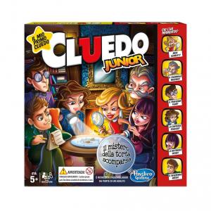 Cluedo Junior C1293103 HASBRO EUROPA