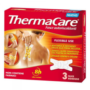 THERMACARE FLEXIBLE USE FASCE AUTORISCALDANTI