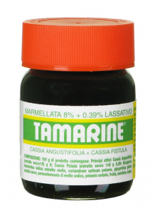 TAMARINE MARMELLATA 260 G A BASE DI CASSIA