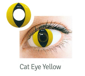 FreeVision Crazy Colors Lens (6 lenti)
