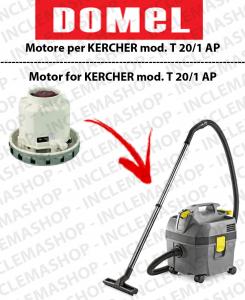 NT 20/1 AP MOTORE ASPIRAZIONE DOMEL per aspirapolvere KARCHER