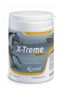 CANDIOLI X-TREME MUSCLE 600G
