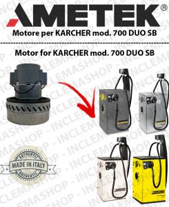 700 DUO SB Motore aspirazione AMETEK per aspirapolvere KARCHER