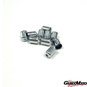 Bussole per guaina foro da 5 mm. (conf. 10 pezzi)