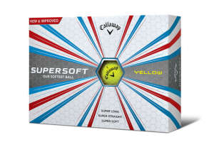 PALLINE CALLAWAY SUPERSOFT - dozzina