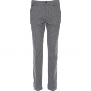 Pantalone tasca francese nero Nero Giardini