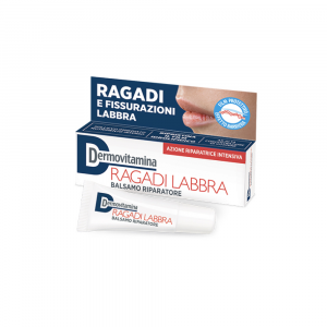 DERMOVITAMINA RAGADI LABBRA - BALSAMO RIPARATORE