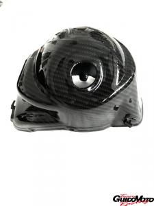 Cuffia copri testa per Vespa 125 Primavera - ET3 - PK 125 carbon Look
