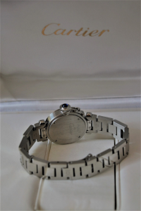 Orologio secondo polso Cartier Pasha Lady