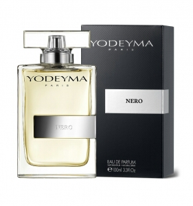 Yodeyma NERO Eau de Parfum 100ml Profumo Uomo (Man in Black - Bulgari)