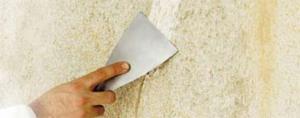 Spatola per pittori e stuccatori