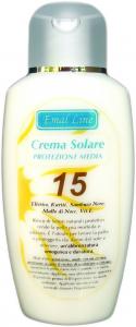 Nuova Formula! Crema Solare SPF15 Protezione Media 200 ml
