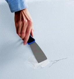 Spatole Professionali per pittori e stuccatori INOX