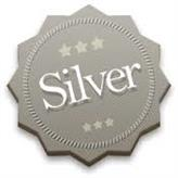 Babysanity  Ttio set completo di materassino e cuscino in fibra d'argento (Silver) related image
