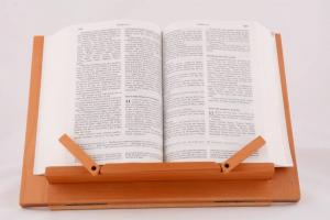 Leggio da tavolo in legno 34 x 23,5 cm