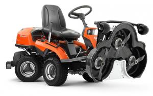 Trattorino tosaerba Rider Husqvarna R 316TX AWD