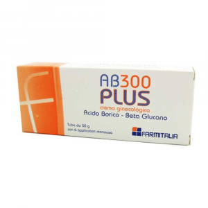 AB 300 PLUS - CREMA GINECOLOGICA ANTIMICOTICA
