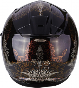 CASCO MOTO INTEGRALE SCORPION EXO-510 AIR AZALEA CHAMELEON RED
