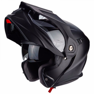CASCO MOTO ENDURO/TOURING SCORPION ADX-1 SOLID MATT BLACK