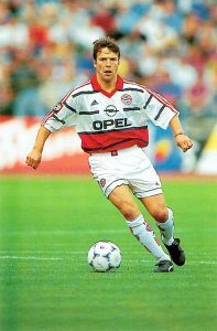 1997-99 BAYERN MONACO CALZETTONI HOME