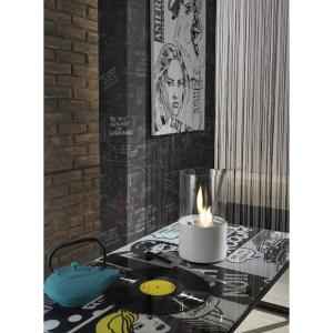 Lanterna da tavolo con base metallica e vetro temperato camientto idea regalo mariella e - Tavolo vetro temperato opinioni ...