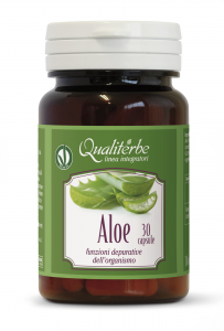 Aloe 30 capsule (Depurazione dell'organismo)