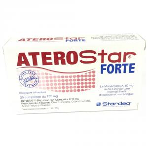 ATEROSTAR FORTE INTEGRATORE PER CONTROLLARE IL COLESTEROLO