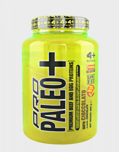 PRO PALEO +, MEAT AND EGG PROTEINS IN A SINGLE SUPPLEMENT - Extremely Digestible - Gluten-Free and Lactose - 900gr / 2Kg