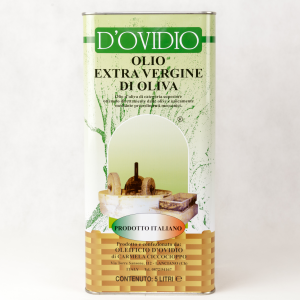 HUILE D'OLIVE EXTRA VIERGE 5l