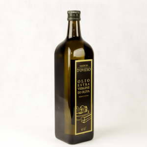 HUILE D'OLIVE EXTRA VIERGE 1 litre.
