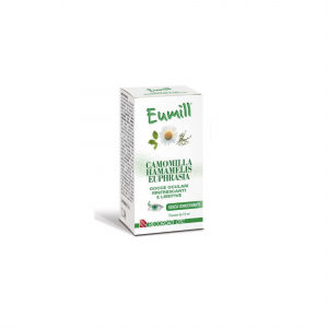 EUMILL - GOCCE OCULARI IN FLACONE 10 ML A BASE DI CAMOMILLA E HAMAMELIS