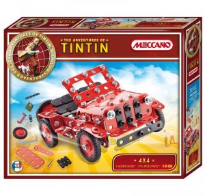 MECCANO TINTIN 4x4 830551