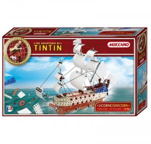 MECCANO TINTIN UNICORNO 830553