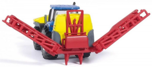 SIKU D/C TRATTORE NEW HOLLAND CON DISERBANTE 1799