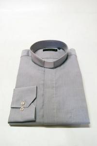 Camicia Clergy – Cotone – Manica lunga