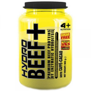 HYDRO BEEF + - PROTEINES HYDROLISEES DE MANZO 900g / CACAO
