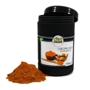 CRUDE CURCUMA IN BIO POWDER 150gr