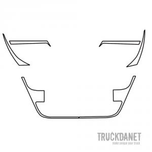 IVECO Profili mascherina esterna