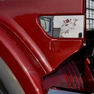 SCANIA Lateral Inserts With 'Griffin' Decoration