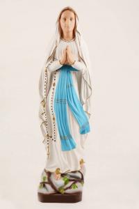 Statua Madonna di Lourdes in Gomma FA1231-80 h. 80