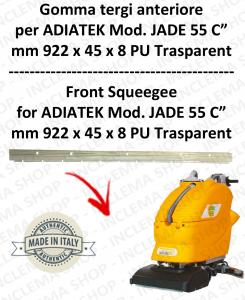 Gomma tergi anteriore per lavapavimenti ADIATEK - JADE 55 C