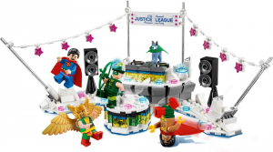 LEGO BATMAN MOVIE LA FESTA DI ANNIVERSARIO DELLA JUSTICE LEAGUE 70919