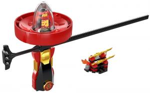 LEGO NINJAGO KAI - MAESTRO DI SPINJITZU 70633
