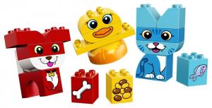 LEGO DUPLO  IL MIO PRIMO PUZZLE DEGLI ANIMALI 10858