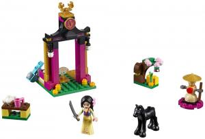 LEGO PRINCESS LA GIORNATA DI ADDESTRAMENTO DI MULAN 41151