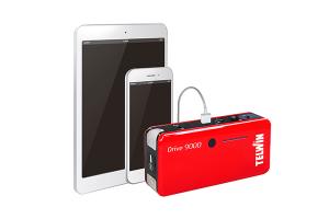 Avviatore portatile d'emergenza DRIVE 9000 12V TELWIN