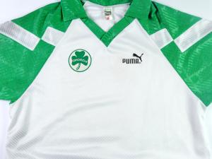 1990-91 Omonia Nicosia Maglia Home XL