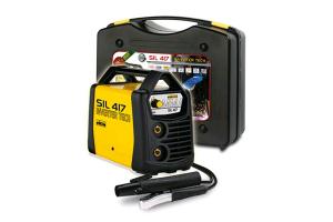 Inverter per saldatura ad elettrodo in corrente continua SIL 417 DECA